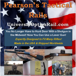 Dr. Pearson's No-Drill Winchester Model 94 / Rossi Model 92 Tactical Rails